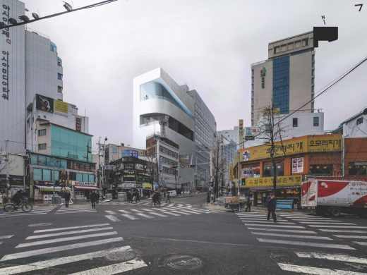Dream of Chungmuro Cinematheque Seoul Architecture News
