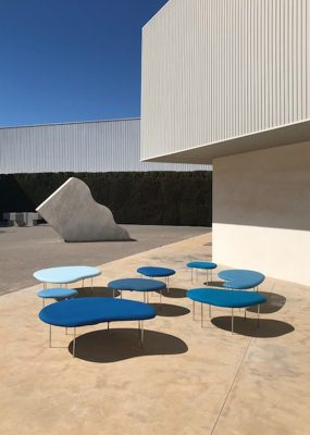 DROPLETS seating islands by Claesson Koivisto Rune for Capdell