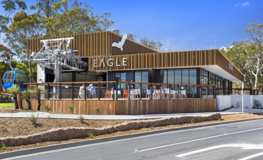 Eagle Arthurs Seat on Mornington Peninsula