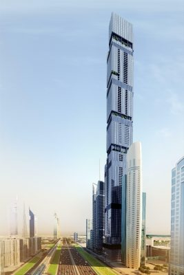 World's Fifth Tallest Tower - Dubai Building News 2018