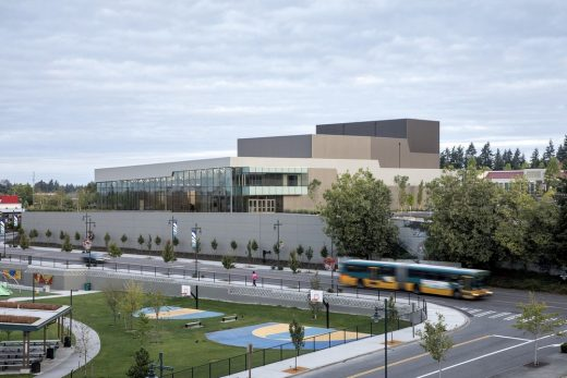 Federal Way Performing Arts and Event Center, Seattle