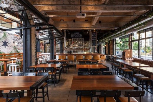Goose Island Brewhouse in Sao Paulo