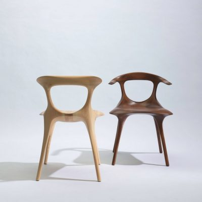 Gu Chair by MAD Architects for Sawaya & Moroni at Milan Design Week 2018