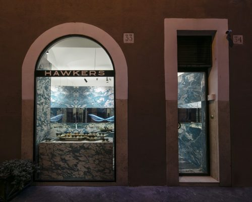 Hawkers Rome Store