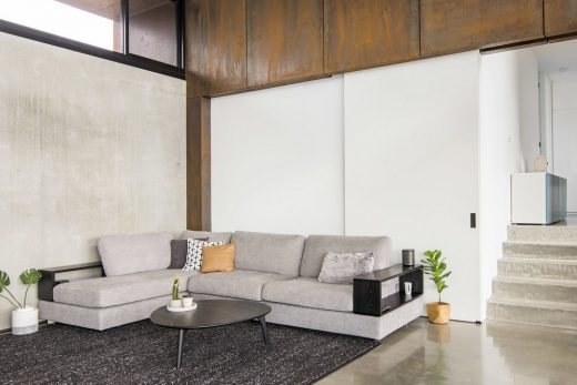 Contemporary Australian residential property