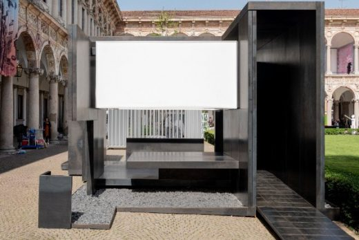 House in Motion for Milan Design Week