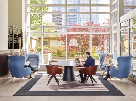Key Center Lobby Reposition, Bellevue Interior