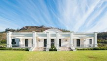Manor House in Franschhoek South Africa