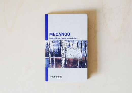 Mecanoo Inspiration and Process in Architecture by Moleskine