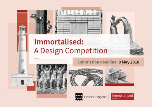 Immortalised a Design Competition