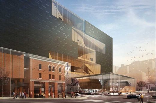 National Music Centre Calgary by Studio Pali Fekete architects (SPF:a)