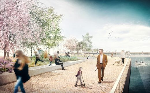 Podil Masterplan in Kiev - Ukraine architecture news