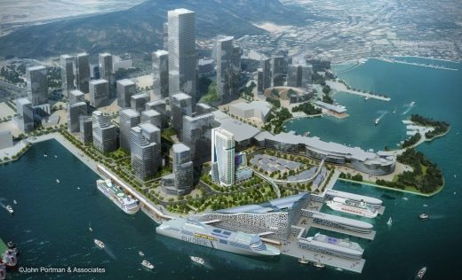 Prince Bay Development in Shenzhen