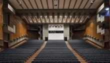 Queen Elizabeth Hall Building interior