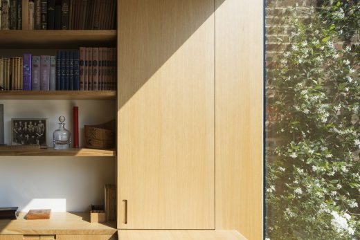 Reading Room Extension in North London