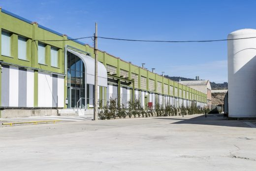 Sedatex Textile Factory near Barcelona
