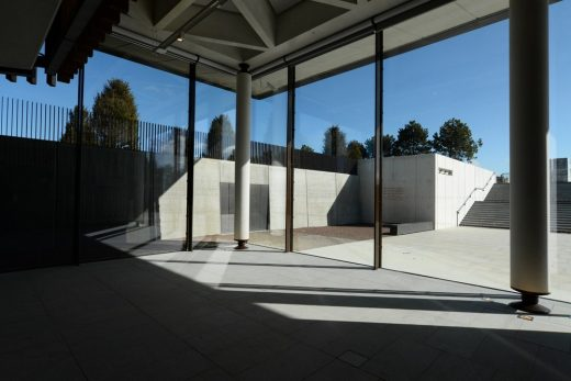 Sir John Monash Centre in Villers Bretonneux - French Architecture News