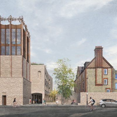 St Hildas College Oxford Design Competition