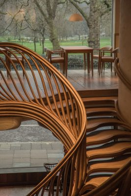 StairStalk Staircase for HIDE, 85 Piccadilly Green Park