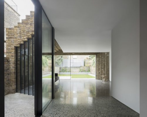 Step House in North London