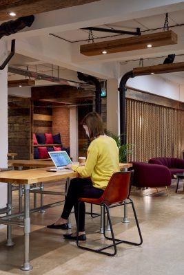 The Nest in Wapping London