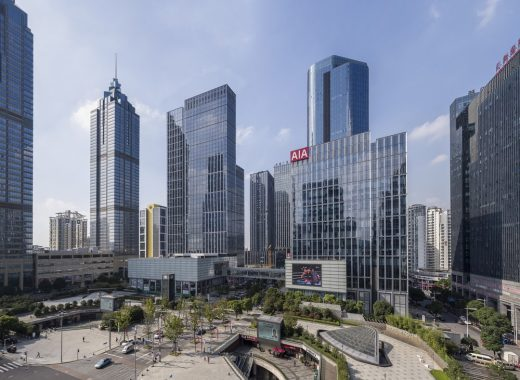 The Summit for Tishman Speyer Suzhou