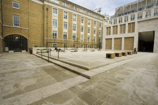 UCL Wilkins Terrace London