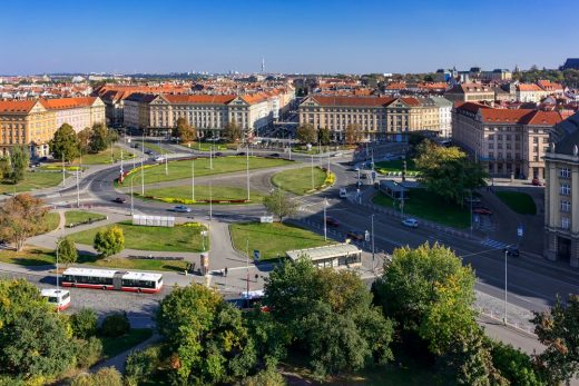 Prague Victory Square Design Competition
