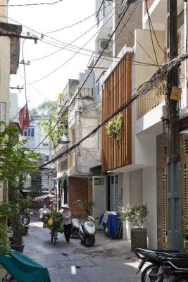 3×9 house, Ho Chi Minh City
