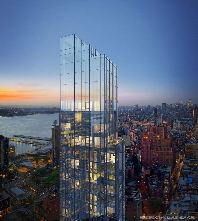 Plaza Square Apartments: 45 Park Place, Lower Manhattan Tower
