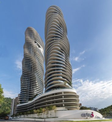 Arte S George Town Penang Residential towers