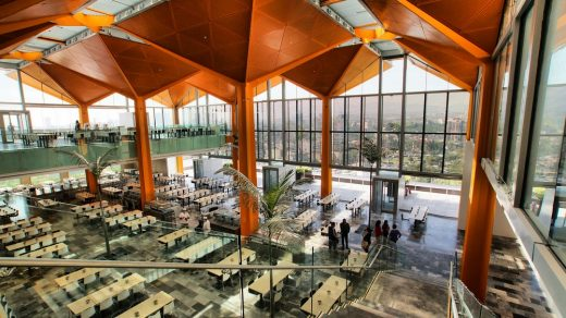 BBVA Bancomer Tower Mexican Architecture News