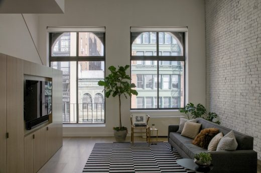 Bleecker Loft in New York