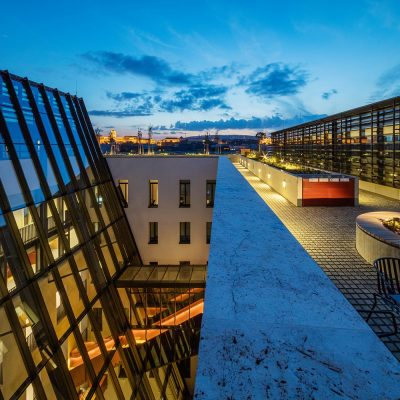 Central European University Phase 1 - Hungary Architecture News