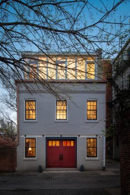 Coach House in Washington DC