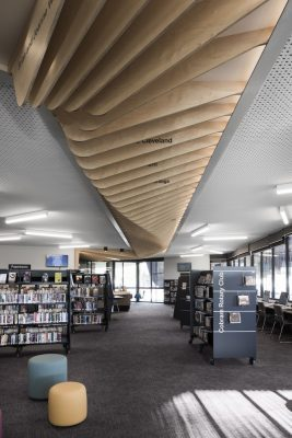Library Learning Centre in Victoria