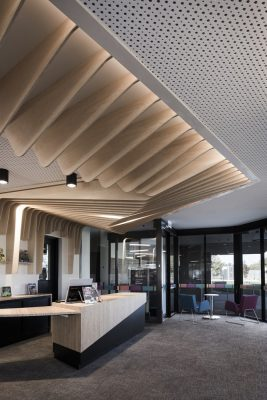 Cobram Library Learning Centre in Victoria