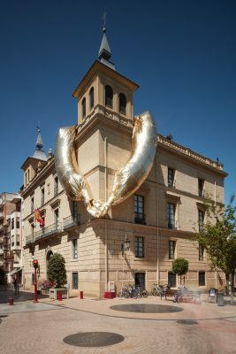 Concéntrico Logroño International Festival of Architecture and Design RINGdeLUXE