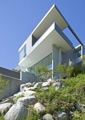 New Residence in British Columbia