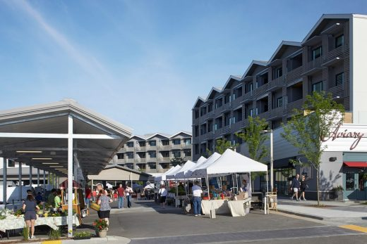 Farmers Park Mixed-Use Development in Ozarks