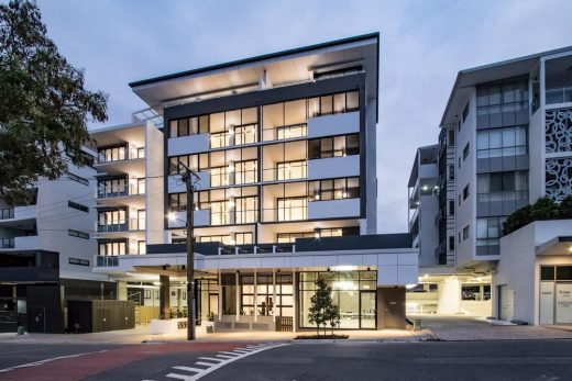 Felicity on Felix, Lutwyche Apartments Brisbane