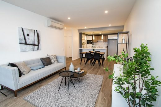 Felicity on Felix, Lutwyche Apartments interior
