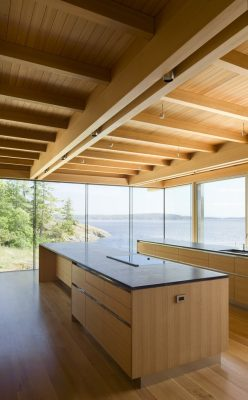 British Columbia home design by RUFproject