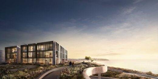 Harbord Diggers Redevelopment design by Sydney Architects office