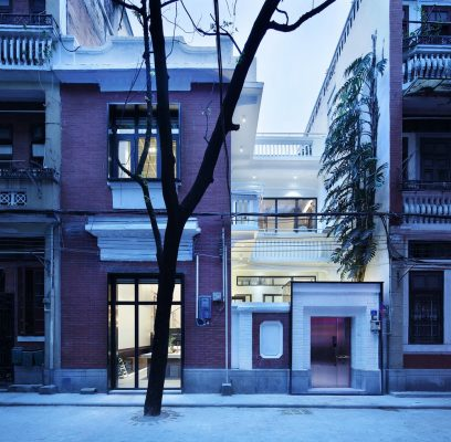Home without Boundary in Guangzhou
