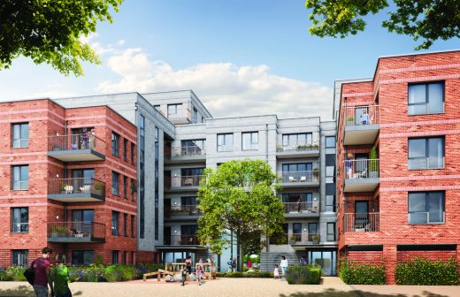 Hounslow West Housing London