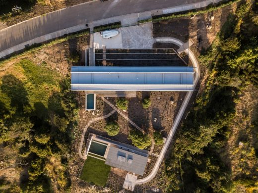 House H in Zapallar Chile