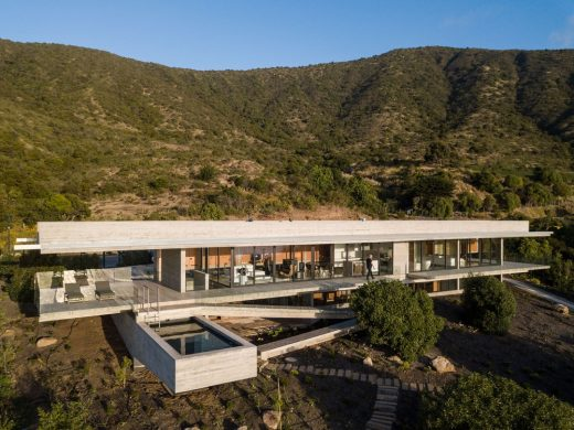 House H in Zapallar Chile Architecture News