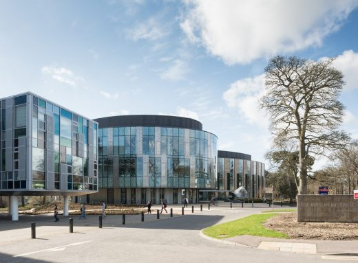 Innovation Centre and Campus Hub at Edinburgh University