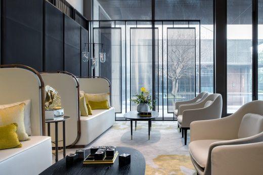 Junxi Mountain Villa Sales Centre in Hangzhou City